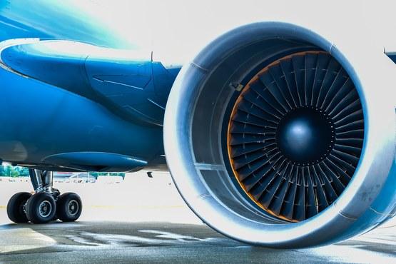 Inspectiecamera in de luchtvaartsector